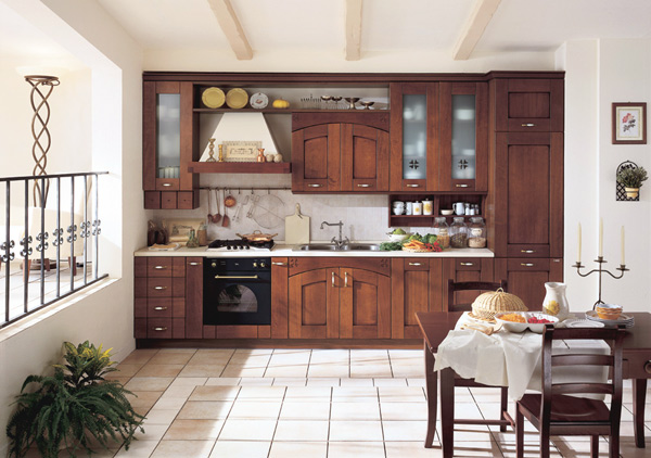 Cucine ciesse mobili napoli - Immagini cucine classiche ...