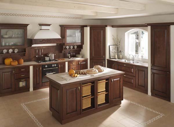 Cucine classiche mobili napoli - Arredamento cucina classica ...