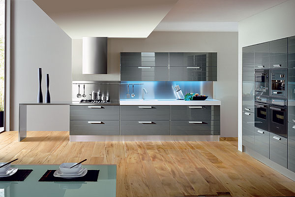 cucine moderne - mobili napoli - Cucine Moderni